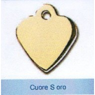 Cuore Gold Small