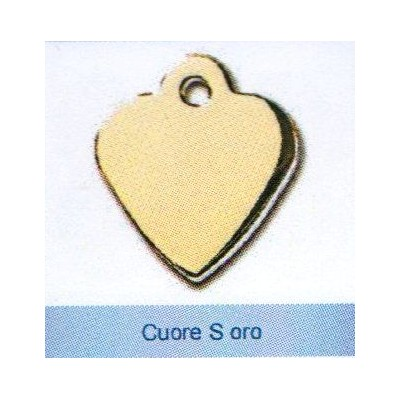Cuore Gold Small