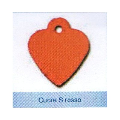 Cuore Rosso Large
