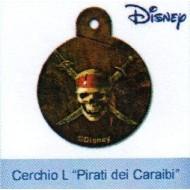 Tondo Pirati dei Caraibi Large