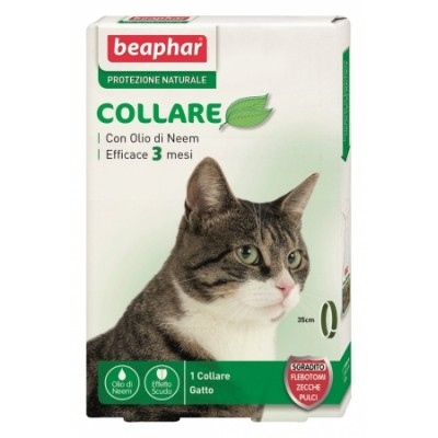 Collare BEAPHAR Gatto