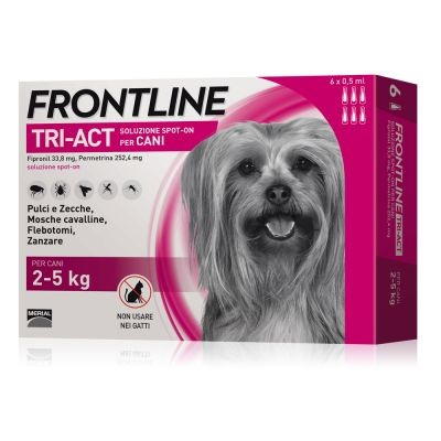 Front line Tri-Act  2-5 Kg