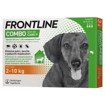 Front line combo 2-10 Kg