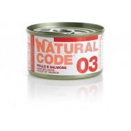 Natural Code 02 Pollo e Gamberetti