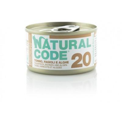 Natural Code 17 Pollo e Struzzo