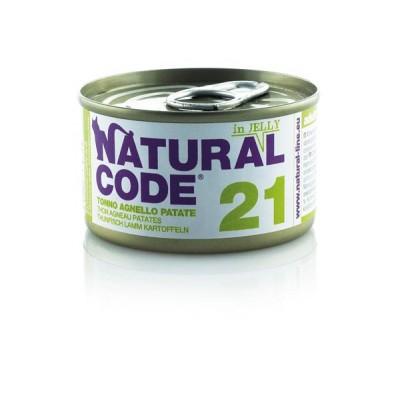 Natural Code 20 Tonno, Fagioli e Alghe