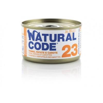 Natural Code 23 Tonno, Patate e Carote