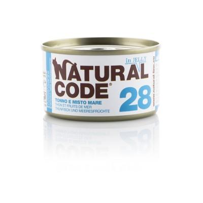 Natural Code 28 Tonno e misto mare
