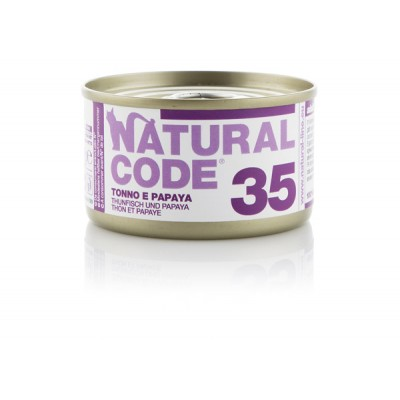Natural Code 30 Pollo e Tacchino