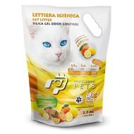 Lettiera in Silice Lavanda e Ciclamino Professional Pets 2,5Kg