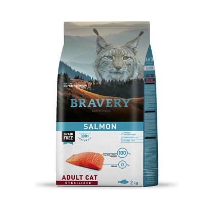 SALMONE ADULTO STERILIZZATO al Salmone da 7kg