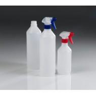 Bottiglie con erogatore spray