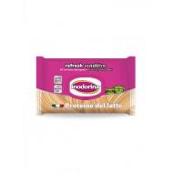 Salviettine detergenti Proteine del Latte Inodorina da 40pz
