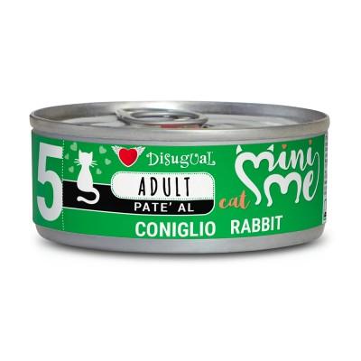 Disugual Cat Mini Me coniglio 85gr