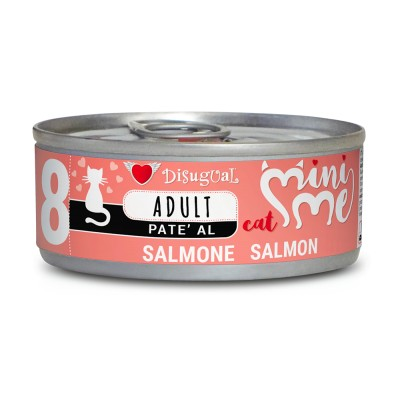Disugual Cat Mini Me Salmone 85gr