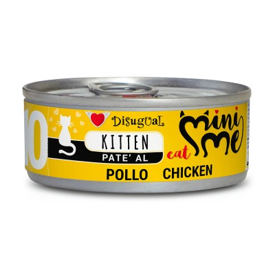 Disugual Cat Mini Me Kitten Pollo 85gr