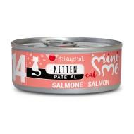 Disugual Cat Mini Me Kitten Salmone 85gr