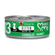 Disugual Cat Mini Me Kitten Coniglio 85gr