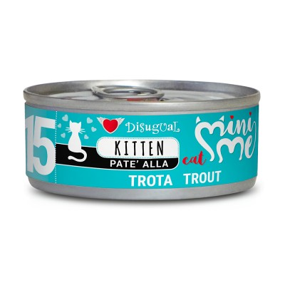 Disugual Cat Mini Me Kitten Trota 85gr