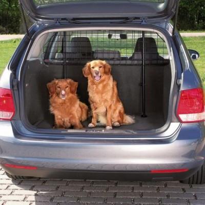Divisoriometallico per auto e furgoni