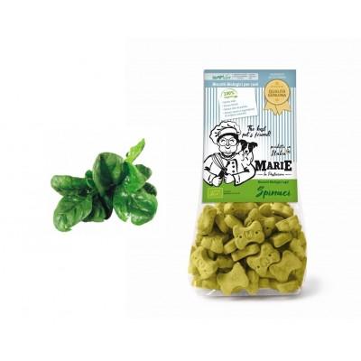 Biscotti Biologici Marie agli spinaci 210gr