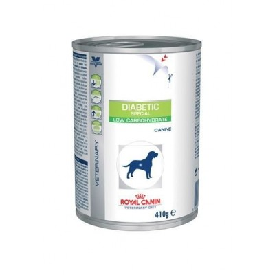 Royal Canin Diabetic Special Low Carbohydrate 195gr