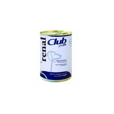 Zoodiaco Club Prolife Veterinary Renal 400gr x 12scatole