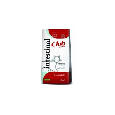 Zoodiaco Club Prolife Veterinary Intestinal 1,5Kg x 4pacchi