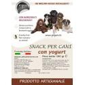 Biscotto snack allo yougurt da 10KG