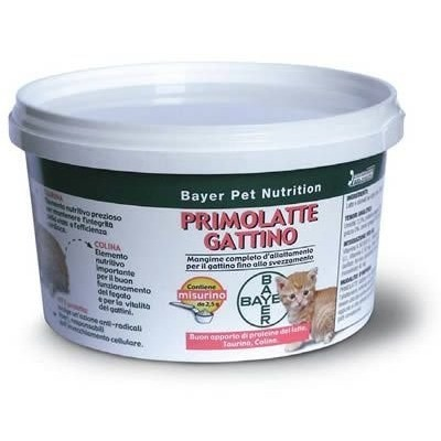 Bayer Primolatte gattino 200g