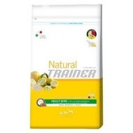 Trainer Natural Adult Mini Manzo, Riso e Ginseng