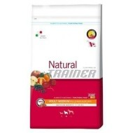 Trainer Natural Adult Medium Pollo Riso e Aloe Vera