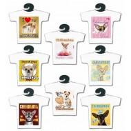 Mini T-shirt ventosa