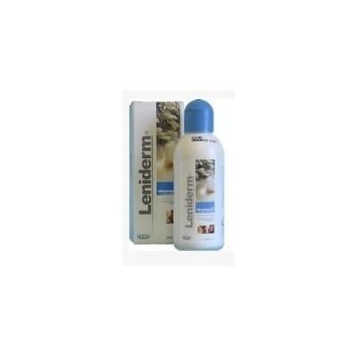 Leniderm shampoo-idrolisato di avena-cute sensibile,irritata.ph7