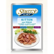 Stuzzy cat Bustine Kitten Pollo 100gr