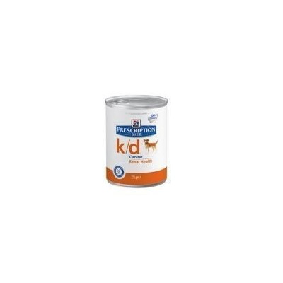 Hill's Prescription Diet k d disturbi renali base 370gr
