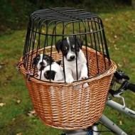 Cestino Trasportino Bici 2 (cane gatto)