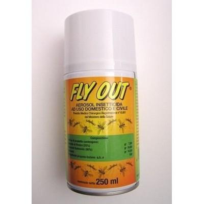 Ricarica FLY OUT erogatore elettronico (Piretro naturale)