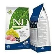 Farmina N&D Grain-Free Small Adult Agnello & Mirtillo