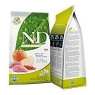 Farmina N&D Grain-Free Small Adult Cinghiale & Mela