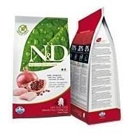 Farmina N&D Grain-Free Small/Medium Puppy Pollo & Melograno