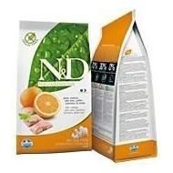 Farmina N&D Grain-Free Medium Adult Pesce & Arancia