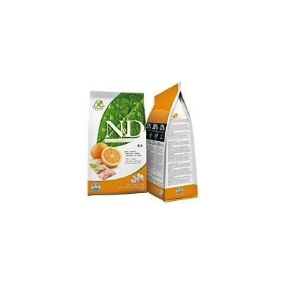 Farmina N&D Grain-Free Medium Adult Pesce & Arancia