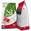 Farmina N&D Grain-Free Adult & Kitten Pollo & Melograno